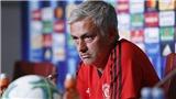 CHUYỂN NHƯỢNG M.U 20/8: Mourinho chọn mục tiêu mới nhất. Vui buồn lẫn lộn với Martial, Perisic
