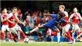 ĐIỂM NHẤN Chelsea 0-0 Arsenal: Wenger 'bắt bài' Conte. Pháo thủ đã thực sự trở lại