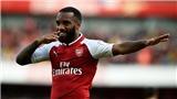Alexandre Lacazette ghi bàn liên tục, Arsenal lại bắt đầu mơ mộng
