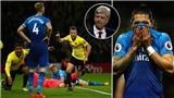 Video clip highlights bàn thắng trận Watford 2-1 Arsenal