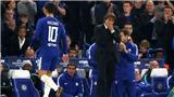 ĐIỂM NHẤN Chelsea 3-3 Roma: Mất Kante, Chelsea hóa tầm thường. Conte phát điên là đúng. Dzeko tuyệt hay