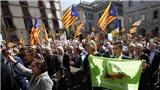 Cảnh sát Tây Ban Nha bắt giữ hàng chục thành viên chính quyền vùng Catanolia