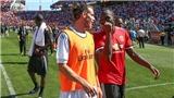 CHUYỂN NHƯỢNG M.U 25/7: Bale gửi thông điệp tới Lukaku. Xác định tương lai Young và Mata