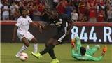 Real Salt Lake 1-2 Man United: Lukaku chính thức mở tài khoản bàn thắng ở M.U