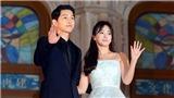 Fan 'chưng hửng' với cả hình thức lẫn nội dung thiệp cưới của Song Joong Ki, Song Hye Kyo