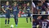 Cavani đá hỏng 11m sau khi bị Neymar tranh giành, PSG thắng nhờ hai pha phản lưới