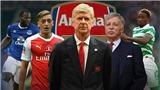 Điều gì xảy ra nếu Wenger ở lại Arsenal?