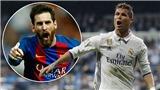 Ronaldo đã nói gì khi Messi ghi bàn thắng 'kết liễu' Real Madrid?