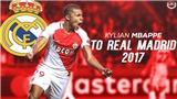 Real phá kỷ lục chuyển nhượng, Monaco vẫn từ chối bán Mbappe