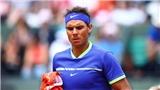 Tennis ngày 5/6: Nadal 'nóng mắt' với trọng tài. Sharapova đăng ảnh đá xoáy Roland Garros