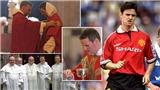 Cựu sao Man United trở thành Linh mục Công giáo