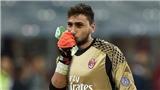 Donnarumma chân thành xin lỗi fan Milan 'cảm thấy bị phản bội'