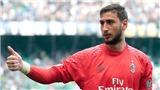 Milan mất 7 triệu euro tiền lương một năm để CHÍNH THỨC 'trói chân' Donnarumma