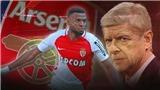 Arsenal vẫn bị Monaco từ chối, dù nâng giá hỏi mua Lemar tới 50 triệu bảng