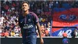 Cuối cùng, Neymar đã được phép chơi trận ra mắt cho PSG