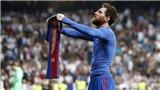 CHUYỂN NHƯỢNG 21/8: Messi sắp gia hạn hợp đồng với Barca. M.U sắp công bố 'bom tấn' thứ 4