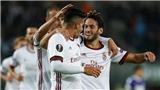 Video clip highlights bàn thắng trận Austria Vienna 1-5 AC Milan