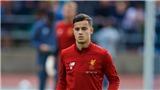TIẾT LỘ: Coutinho nằng nặc đòi rời sân ở trận Liverpool hòa Burnley