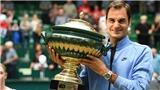 TENNIS ngày 17/9: Federer dẫn đầu tỷ lệ thắng trong năm 2017. Khốc liệt cuộc chiến đến ATP World Tour Finals