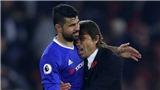 Conte: 'Tôi và Chelsea sẽ không bao giờ quên những gì Costa đã làm'