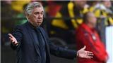 Ancelotti vẫn 'nói cứng' dù Bayern bị PSG vùi dập