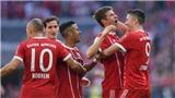 Video clip highlights trận Bayern Munich 5-0 Freiburg