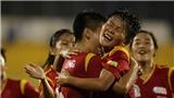 Vô địch bóng đá nữ nhận thưởng bằng 1/10 vô địch V.League