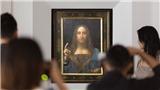 Bí ẩn quả cầu trong tay Chúa ở bức tranh 100 triệu USD của Leonardo da Vinci