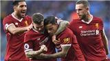 Liverpool thật may khi có Coutinho...