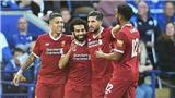 Video clip highlights bàn thắng trận Leicester 2-3 Liverpool