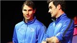TENNIS ngày 26/09: Địa chấn ở Vũ Hán, Djokovic hâm nóng tình yêu, Federer ngạc nhiên vì Nadal lên số một.