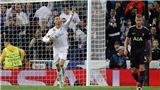 ĐIỂM NHẤN Real 1-1 Tottenham: Trọng tài cứu thua cho chủ nhà. Real quá phung phí cơ hội