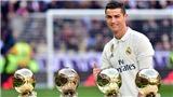 MSN, Lewandowski tạm biệt Champions League, Ronaldo cầm chắc Quả bóng vàng 2017!