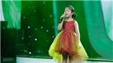 Vietnam Idol Kids 2017: Minh Hiền hát 'Chuồn chuồn ớt' khiến Bích Phương bật khóc