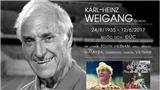 [Infographic] Karl-Heinz Weigang và 4 thành tựu lớn với bóng đá Đông Nam Á
