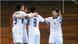 HLV futsal Thái Lan ấn tượng với sự tiến bộ của Việt Nam