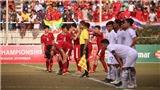 U18 Thái Lan tái ngộ U18 Malaysia ở trận chung kết, tái hiện kịch bản SEA Games 29