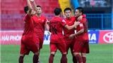 Người đóng thế Văn Lâm chơi tốt, Hải Phòng có chiến thắng đầu tiên trong tháng 9