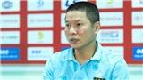 HLV Chu Đình Nghiêm: 'Nếu là trọng tài nội, Hà Nội FC chưa chắc đã có phạt đền'