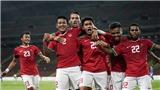U22 Indonesia chiến thắng, đẩy U22 Việt Nam rời SEA Games 29