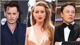 Amber Heard hẹn hò tỷ phú giàu gấp bội chồng cũ Johnny Depp