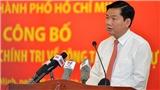 Đề nghị Bộ Chính trị, Trung ương Đảng thi hành kỷ luật đối với ông Đinh La Thăng