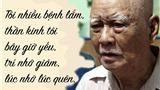 Nghĩ chuyện nhạc sĩ Nguyễn Văn Tý: Khi ta trở thành người già