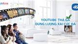 Xem phim, bóng đá trên Youtube và FPT Play chỉ với 65.000 đồng/tháng cùng 4G MobiFone