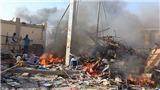Gần 440 người thương vong trong vụ đánh bom kép gần văn phòng chính phủ Somalia