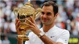'Vua của Wimbledon' Roger Federer và những kỷ lục vô tiền khoáng hậu