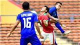 Video clip highlights U22 Thái Lan 1-1 U22 Indonesia