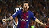 Valverde: 'May mà Messi là của tôi'. Allegri: 'Lẽ ra phải phạm lỗi với Messi'