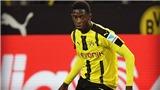 Man United sẽ chi tới 50 triệu bảng vì sao mới nổi của Dortmund