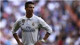 TRANH CÃI: Real Madrid bị 'cướp' một quả phạt đền?